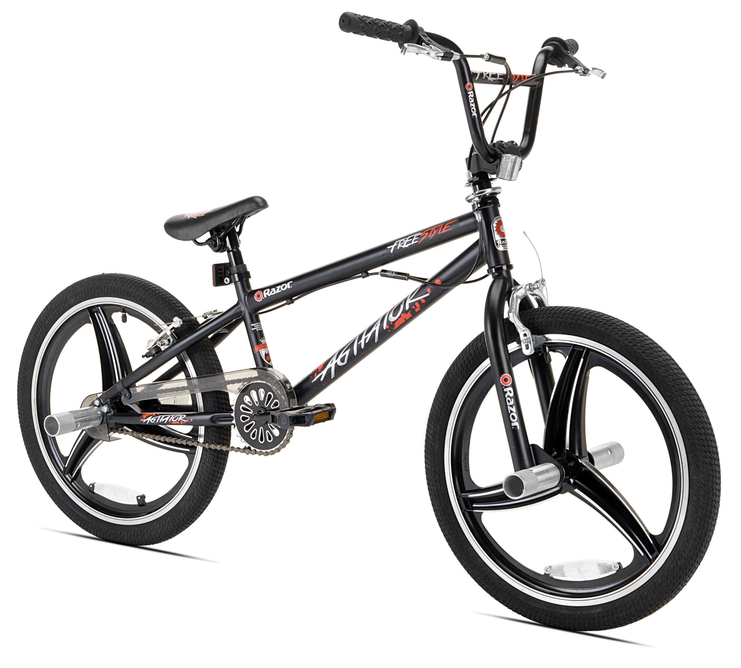 Razor Agitator BMX/Freestyle Bike, 20-Inch by Razor