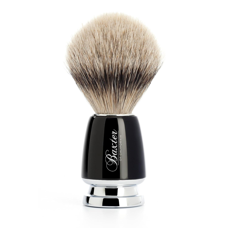 Baxter of California Silver Tip Badger Shave Brush, 1 lb 838364000028