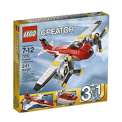 LEGO Creator Propeller Adventures 7292: Toys & Games