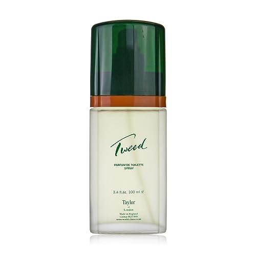 Taylor of London Tweed Parfum De Toilette Spray, 100 ml