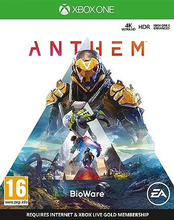 Anthem (Xbox One): Amazon co uk: PC & Video Games