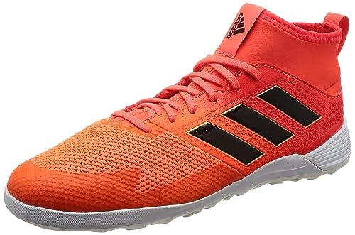 adidas Uomo Ace Tango 17.3 in Scarpe da Calcetto Indoor Rosso Size  40 a736ff910620