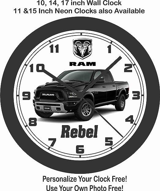 Amazon Com Jims Classic Clocks 2016 2018 Dodge Ram Bebel 1500