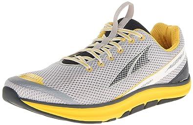 Altra Men's Torin 1.5 Running Shoe,Silver/Yellow,8.5 ...