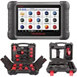 Autel Diagnostic Analysis System MaxiDAS DS808K with Full Connect Kit (Upgraded Version of DS808, DS708) Automotive OE-Level OBD2 Code Scanner Support with Key Coding and Multi-Language System
