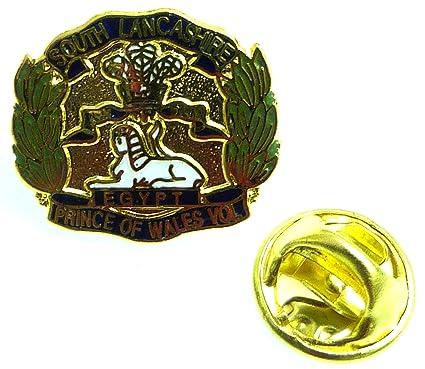 Lancashire Fusiliers Lapel Pin Badge