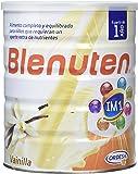 Blenuten Alimento Completo y Equilibrado, Vainilla - 800 gr