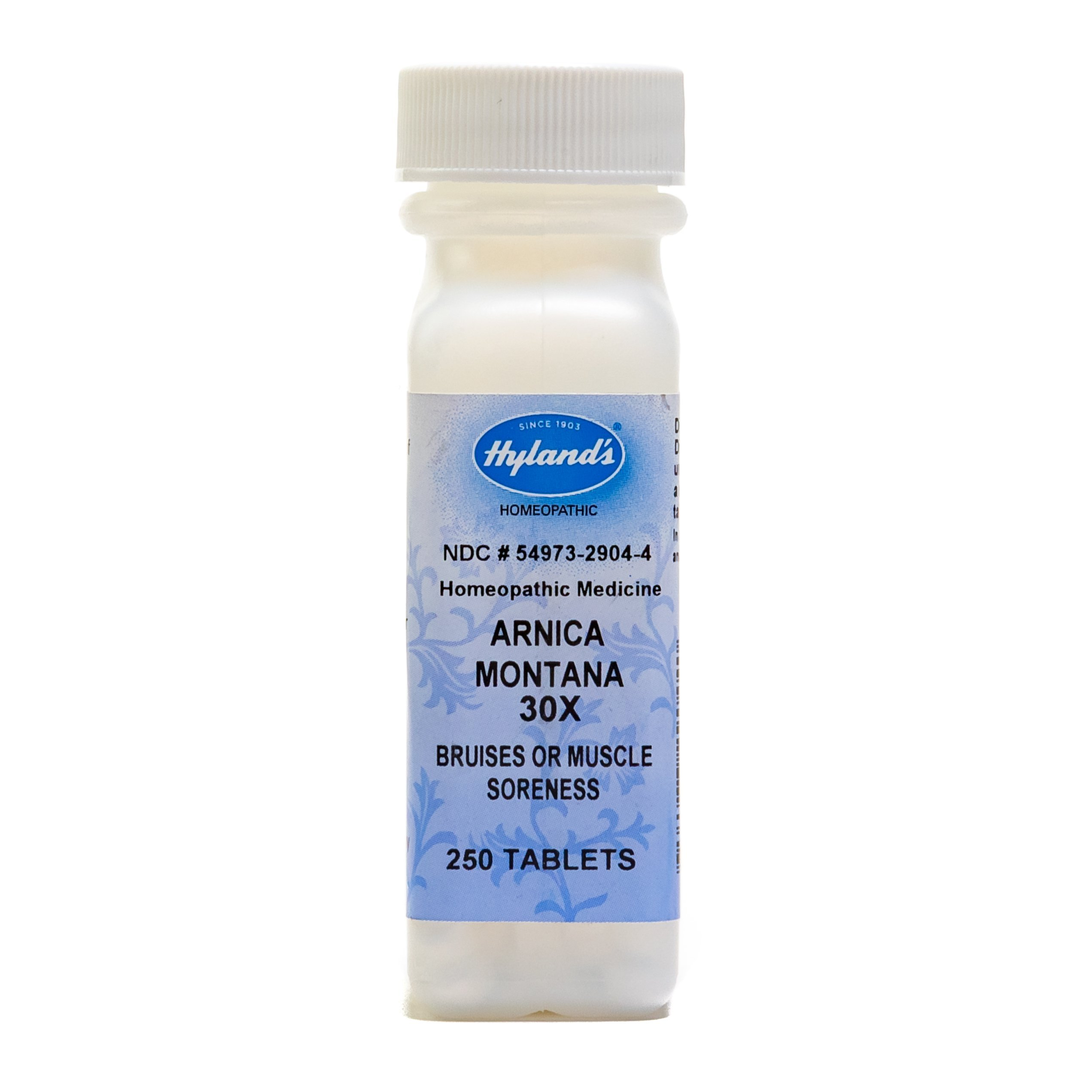 Hyland's Homeopathic Arnica Montana 30X Tablets, 250 Count