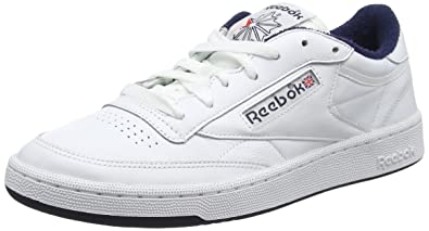3741c1847cb Reebok Club C 85 Archive Sneakers Basses Homme  Amazon.fr ...