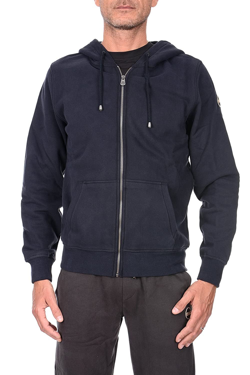 M FELPA FULL ZIP CAPP - 91578 - 5