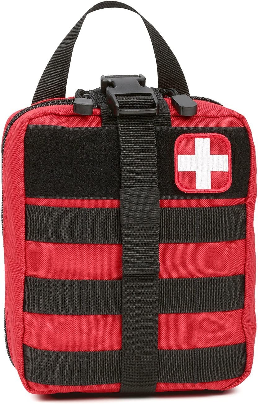 Orca Tactical MOLLE Rip-Away EMT Medical First Aid IFAK Blowout Pouch (Bag Only)