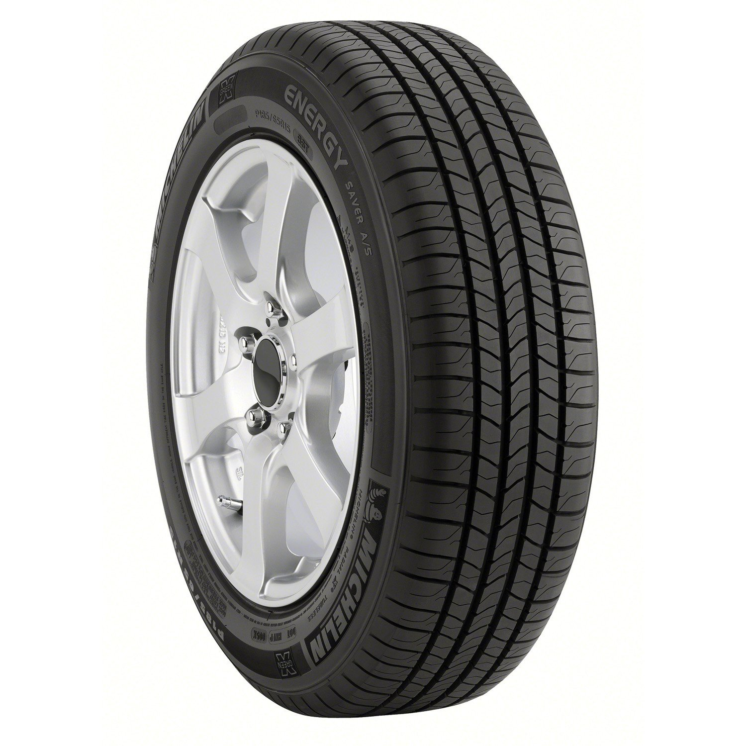 Michelin Energy Saver A/S All-Season Radial Tire - 195/65R15 91T