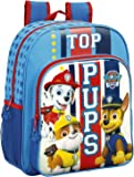 "Paw Patrol ""Top Pups"" Official Children's School Backpack"