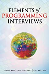 Elements of Programming Interviews Paperback