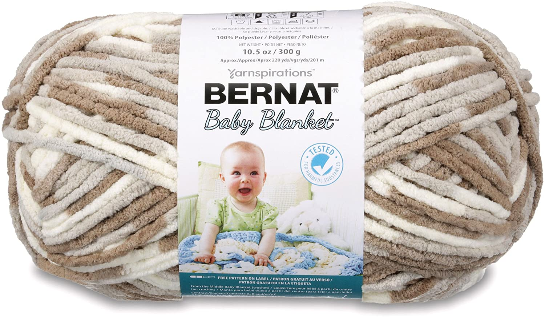 Assorted Bernat Book