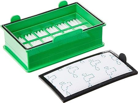Rowenta ZR902601 siuministro y - Accesorio para aspiradora (Verde, Color blanco, 2 pieza(s)): Amazon.es: Hogar