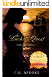 The Duchess Quest (Jordinia Book 1)