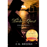 The Duchess Quest (Jordinia Book 1) (English Edition)
