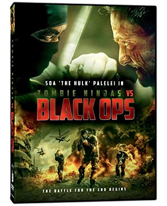 Amazon.com: Zombie Ninjas Vs Black Ops: Adam Perkins, Kira ...