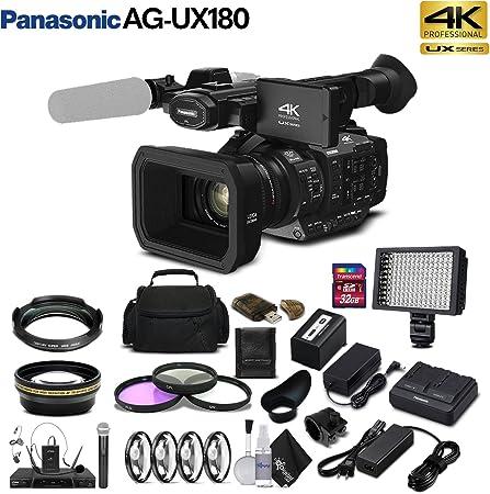 Panasonic AG-UX180PJ product image 5