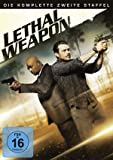 Lethal Weapon - Die komplette 2. Staffel