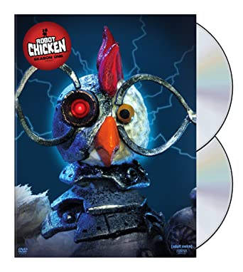 Robot Chicken Season 1 Amazonca Various Dvd