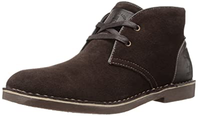 Amazon.com | U.s. Polo Assn. Men's Bleeker Chukka Boot | Boots