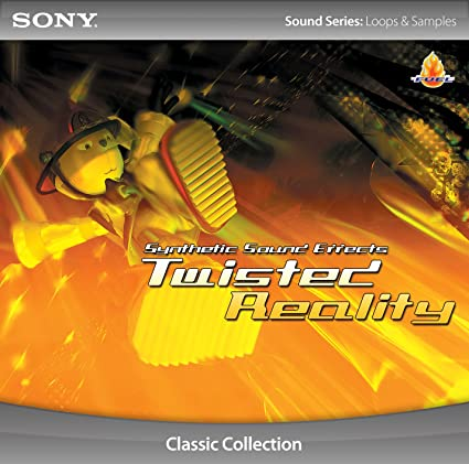 Amazon com: Synthetic Sound Effects: Twisted Reality