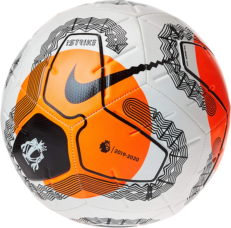 Amazon Com Nike Premier League Strike Soccer Ball Sports Outdoors