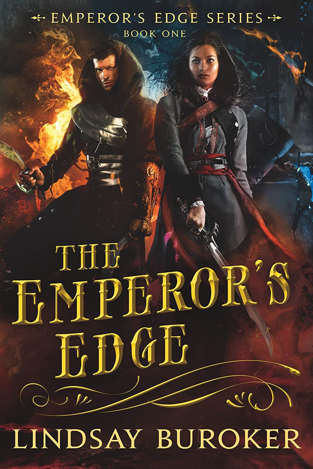 Image result for emperor's edge