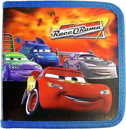 Amazon Com Disney Cars Cd Dvd Holder Case Toys Games