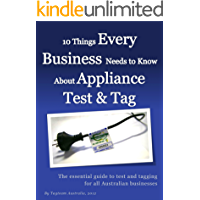 10 Things Every Business Needs To Know About Appliance Test & Tag