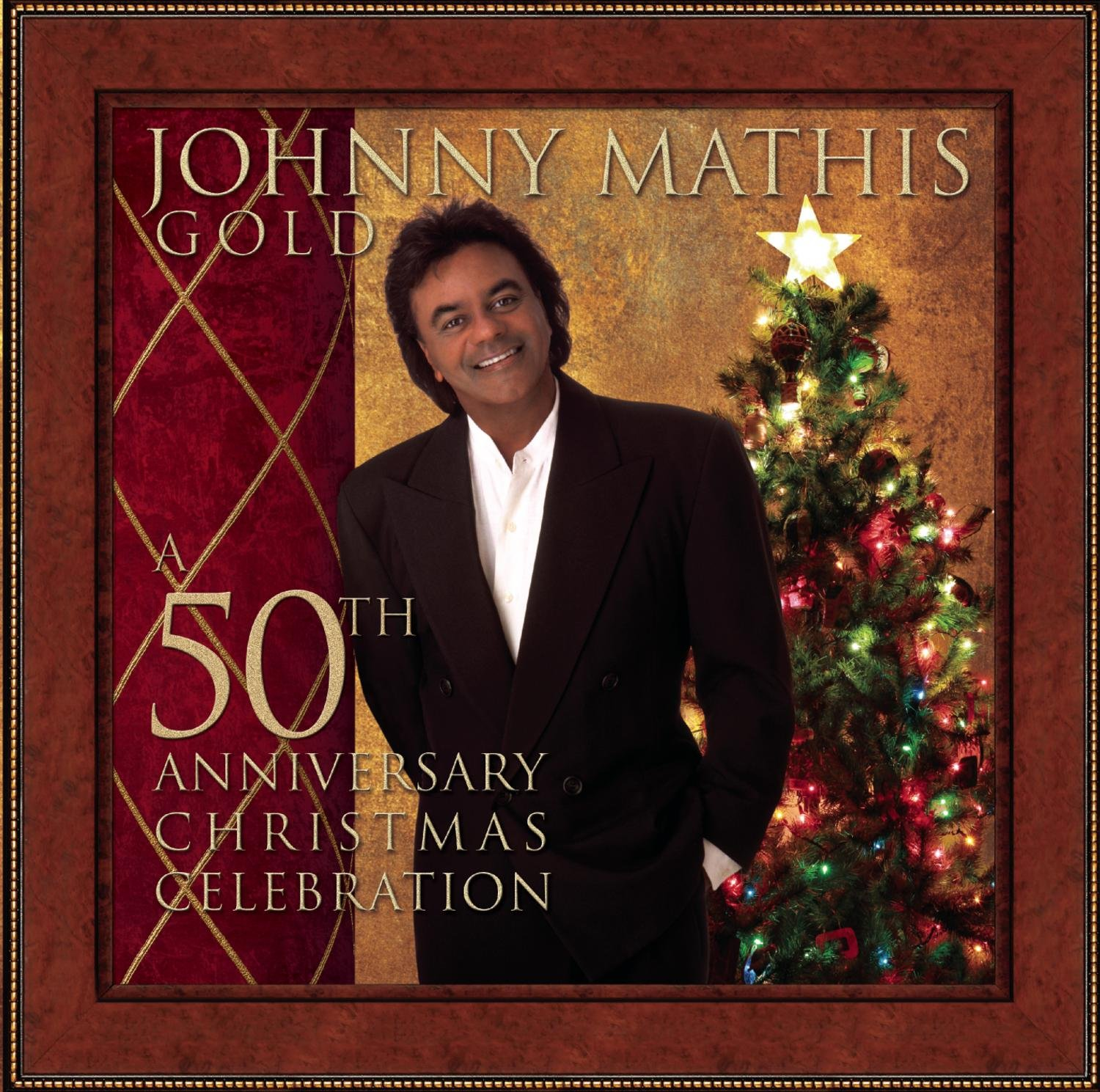 Johnny Mathis - Johnny Mathis: A 50th Anniversary Christmas ...