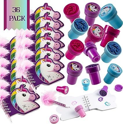 Unicorn Mini Notebooks x 10* Pencils x 10* Party Bag Fillers*Prizes*