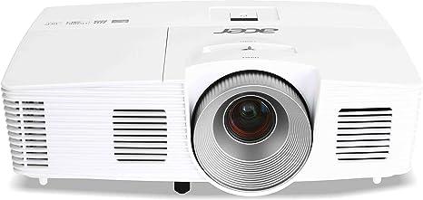 Acer H5380BD - Proyector DLP (1280 x 720), blanco: Amazon.es ...