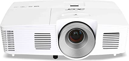 Acer H5380BD - Proyector DLP (1280 x 720), blanco