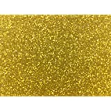 "Glitter Cardstock, Misscrafts 10 Sheets 12"" x 8"" Sparkling Glitter Cardstock 250gms Scrapbooking Craft Paper for Cardmaker DIY Christmas Wedding Birthday Decoration Craft (Gold)"