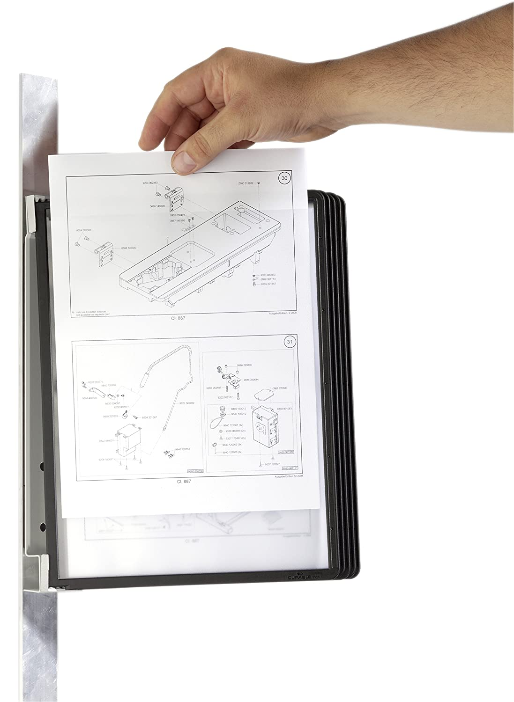 Durable de 591801 - Soporte de Durable pared de acero con revestimiento epoxi bd0e9c