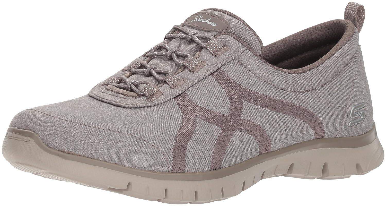 Skechers Women's Ez Flex Renew-Bright Days Sneaker B07B2M1YNC 5 B(M) US|Tpe