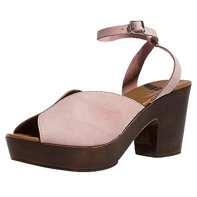 Pieces Femme Chaussures / Claquettes & Sandales psMelinda Suede ea4hN