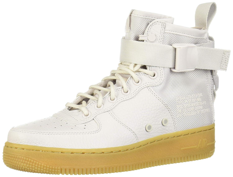 MultiCouleure (Vast gris Vast gris- 005) 39 EU Nike W SF Af1 Mid, Chaussures de Fitness Femme