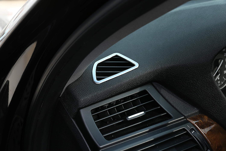 Amazon.com: Bestmotoring - Tapacubos cromado ABS para coche ...