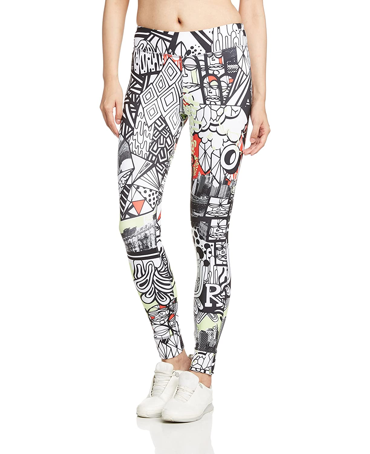 Reebok Oberbekleidung Graffiti Collab Tights
