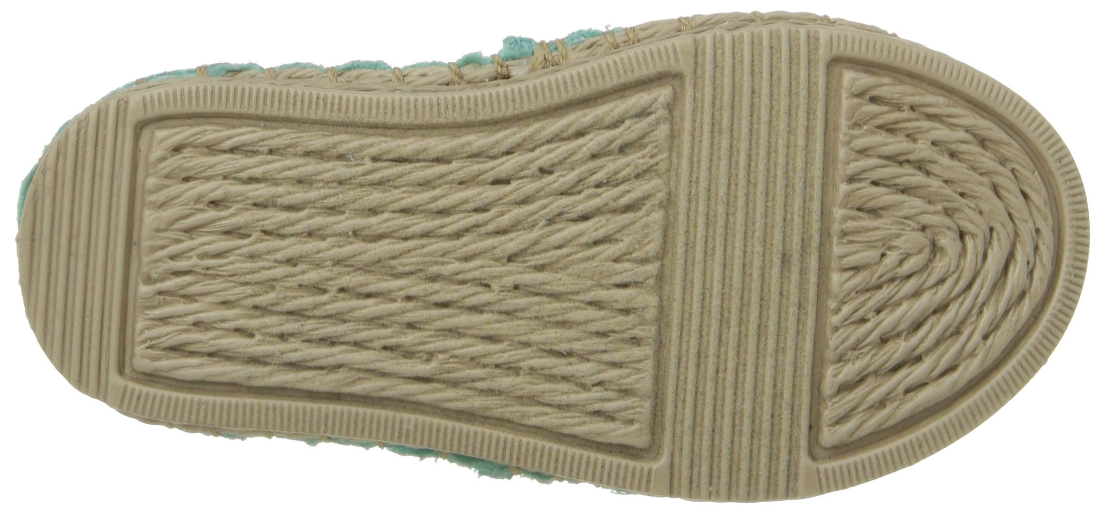 Carter's Astrid Girl's Espadrille Slip-On, Turquoise, 10 M US Toddler by Carter's (Image #3)