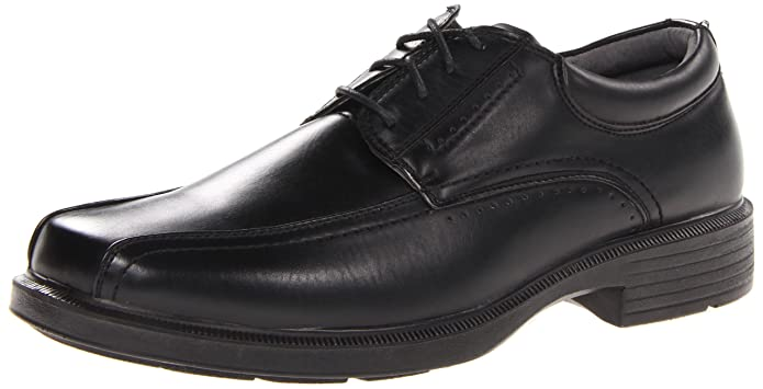 Deer Stags Men's Williamsburg Oxford,Black,7.5 M US
