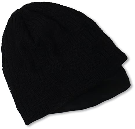 Seirus Innovation Clem Quick Clava Hat, Black, One Size