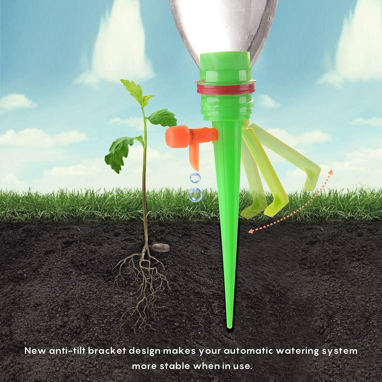 Automatic sprinkler Réglable 12 Irrigation Jardin Système d/'irrigation jardin plante
