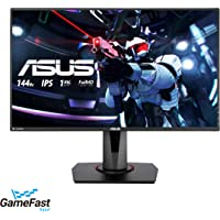 "ASUS VG279Q Monitor 27"" Full HD, 1080p IPS, 144Hz, 1ms"