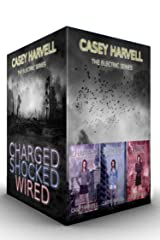 The Electric Series Box Set: Charged, Shocked & Wired Kindle Edition