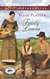 Family Lessons (Orphan Train Book 1)